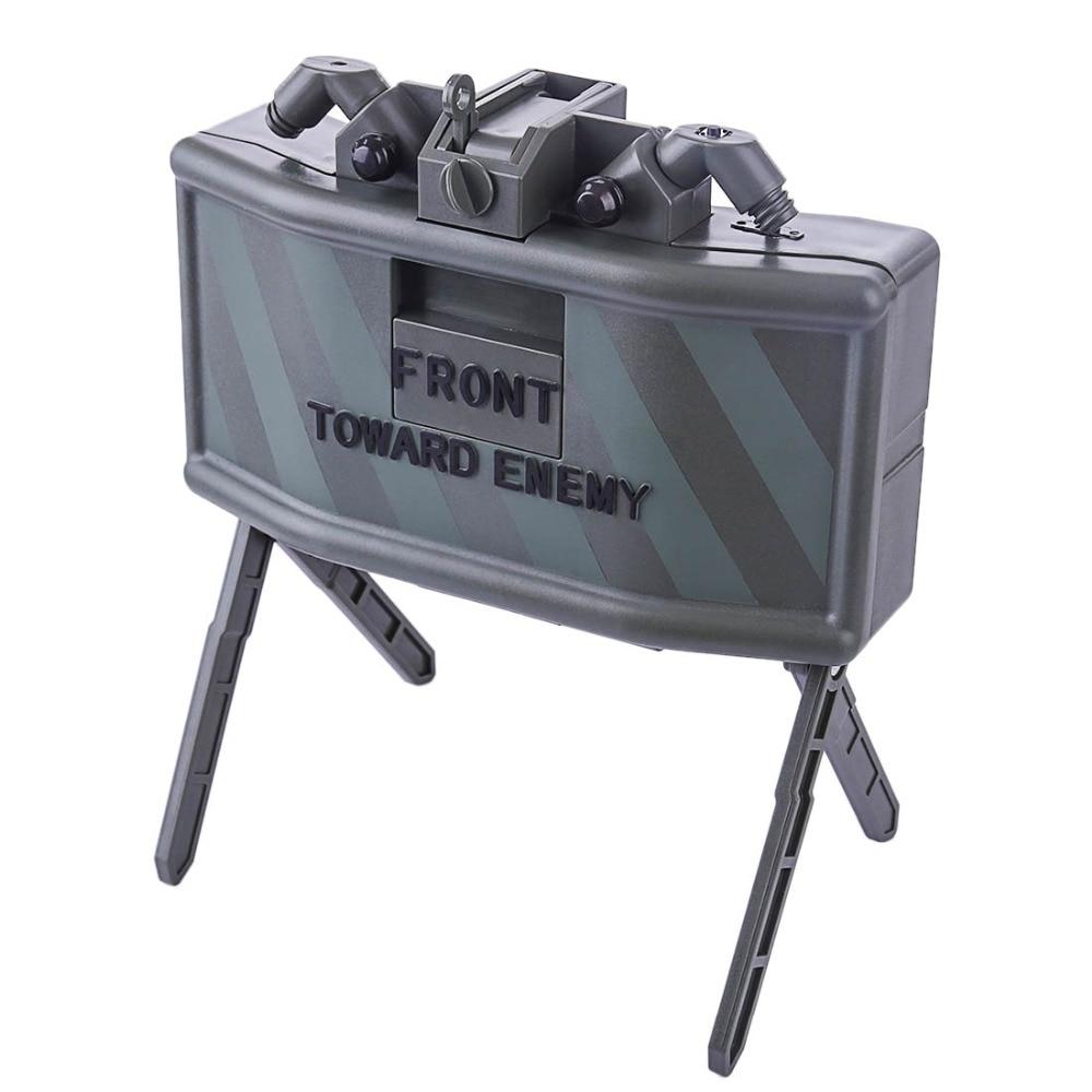 Camouflage infrarouge Induction eau Gel perles antipersonne piège jouet électronique avec capteur de mouvement pour Airsoft Wargame CS Nerf jeu