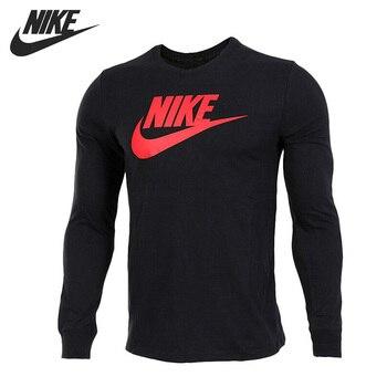 Original New Arrival 2017 NIKE TEE-FUTURA ICON LS Men's T-shirts Long sleeve