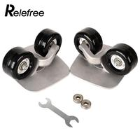 Cool Portable Drift Board Skate Wheels W/Bearings Sporting Performance Xmas