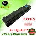 Оптовая Новый 6 клеток аккумулятор ДЛЯ ноутбука TOSHIBA Satellite C805 L830 C855 C870 C875 L850 L855 M800 PA5024U-1BRS бесплатная доставка