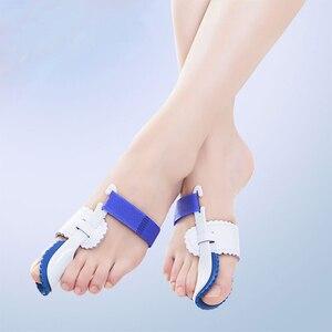 Image 1 - Bunion Device Hallux Valgus Orthopedic Braces Toe Correction Night Foot Care Corrector Thumb Goodnight Daily Big Bone Tools