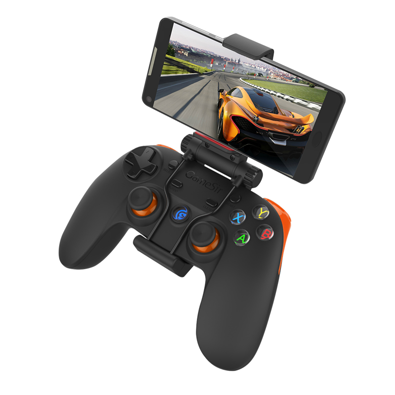 Colorful GameSir G3s Mobile PUBG Controller Wireless Bluetooth Gamepad Phone Controller for Android TV BOX Tablet PC VR Games gamesir g3v wireless bluetooth controller phone controller for ios iphone android phone tv android box tablet pc vr games