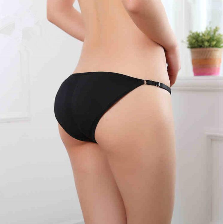 2018 High quality Butt lift Briefs Padded underpants Seamless bottom Panties Buttocks Push Up Lingerie Women's sexy Underwear image