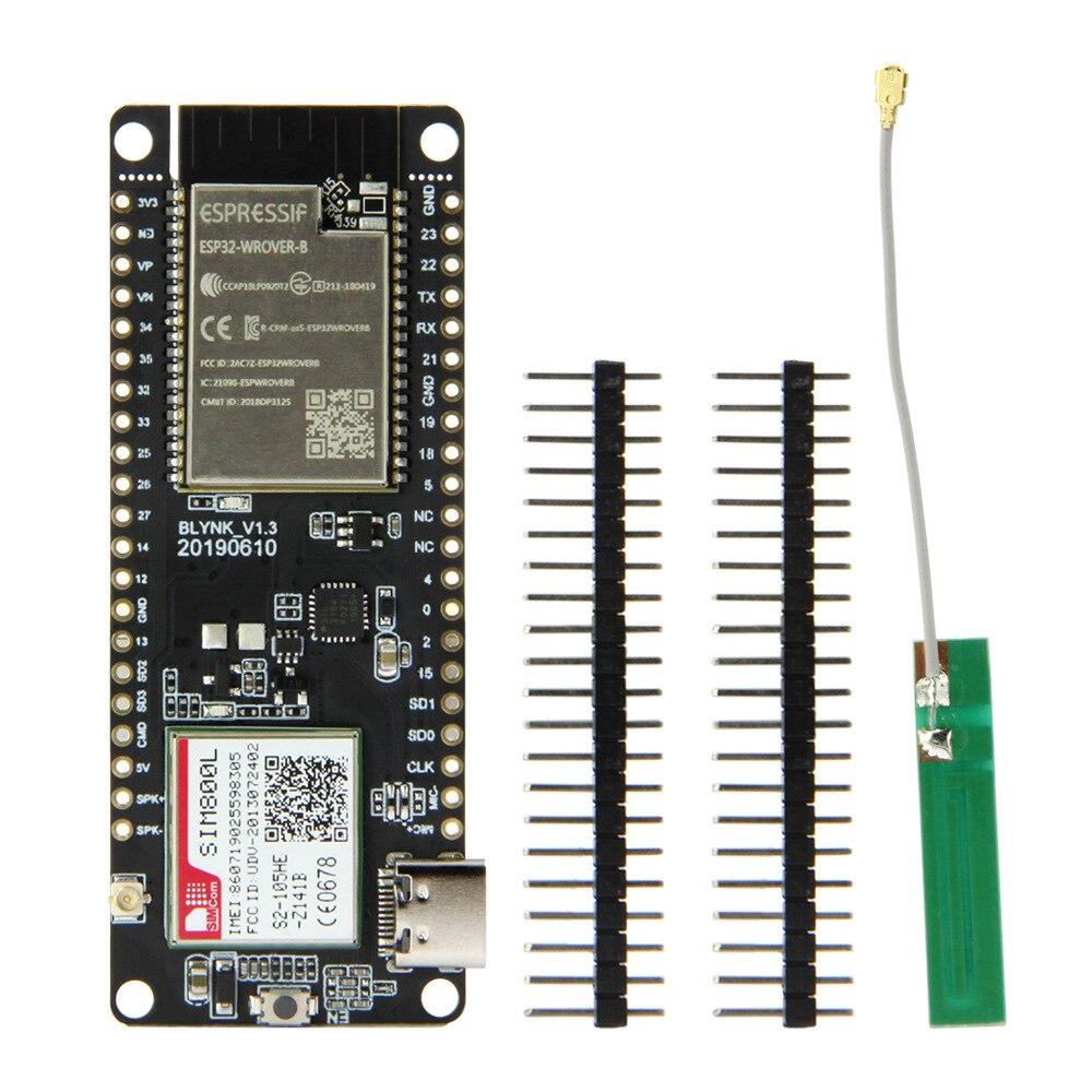 TTGO  T-Call V1.3 ESP32 Wireless Module GPRS Antenna SIM Card SIM800L Board