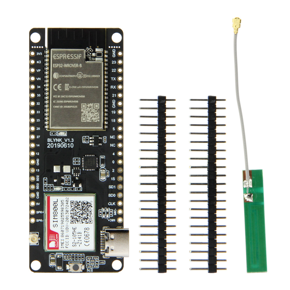 TTGO  T-Call V1.3 ESP32 Wireless Module GPRS Antenna SIM Card SIM800L Board