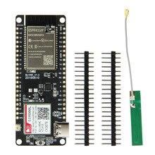 TTGO t call V1.3 ESP32 moduł bezprzewodowy GPRS antena karta SIM karta SIM800L