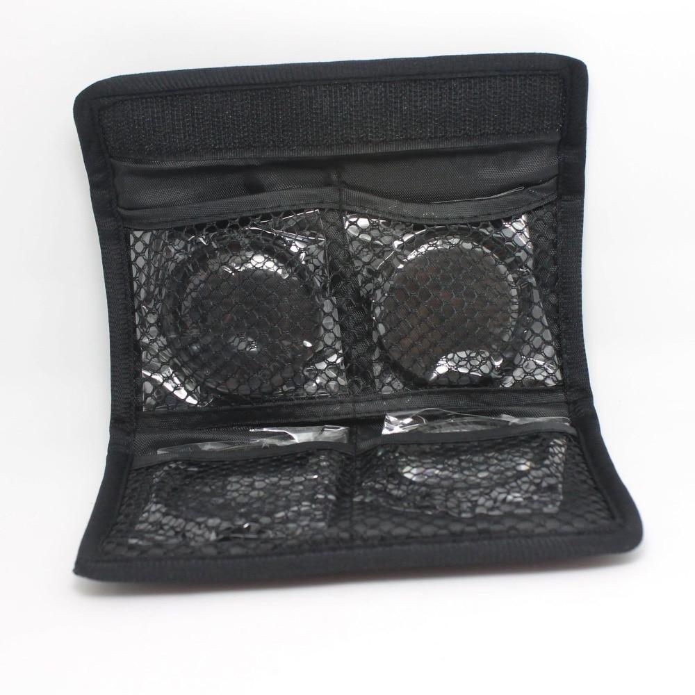 RISE (MB) 62mm UV CPL FLD ND4 Kit e Kapakut të Filtrit për Tamron - Kamera dhe foto - Foto 6