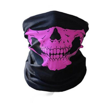 Training Mask Mask Skull Ghost Mask Biker Windproof bicycle 12Face Shield Outdoor Face Masks Balaclavas Scarf Summer motorcycle skull ghost face windproof mask outdoor sports warm ski caps bicycle bike balaclavas masks scarf a variety of styles