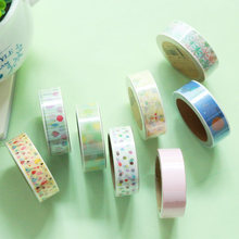 32 pcs/Lot Fruit paper washi tapes Japanese decorative drafting tape Adesivo stationery DIY Scrapbooking School supplies A6590(China)