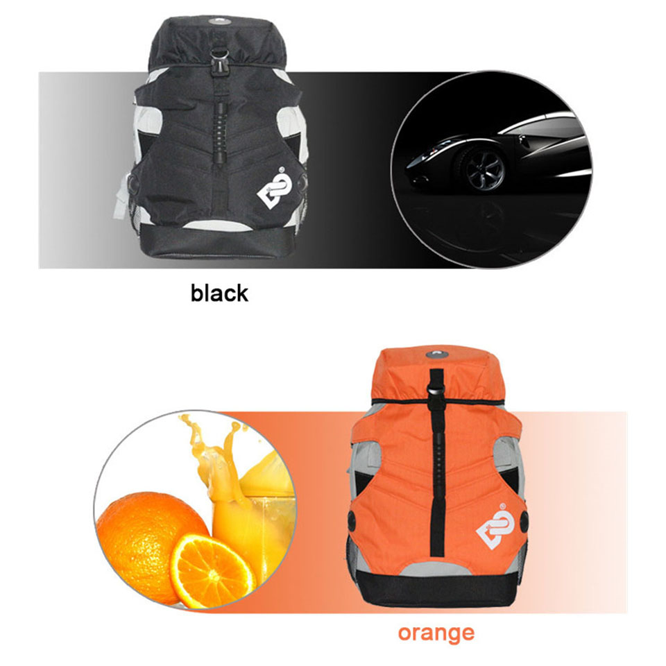 Image 5 - DC 810D Polyester Fabric Inline Speed / Slalom Roller Skates Backpack Travel Camping Camouflage Multi function Skating Bags BB2-in Scooter Parts & Accessories from Sports & Entertainment