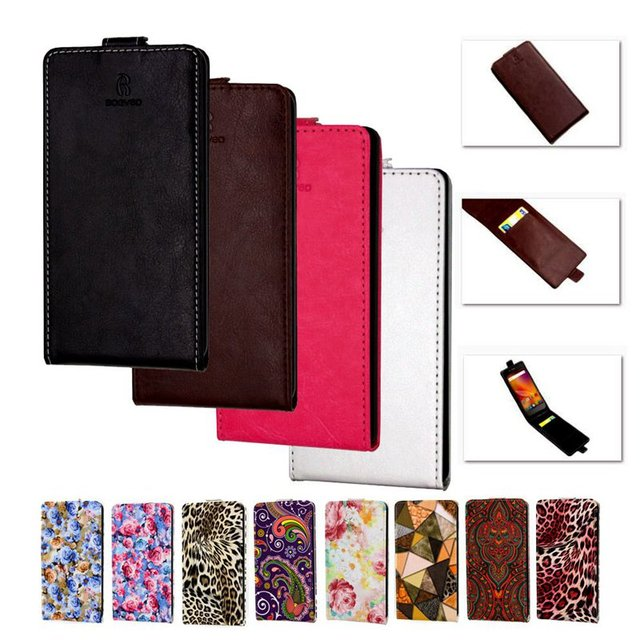 BOGVED Fashion Wallet PU Leather Case For Highscreen Boost 3 SE Easy S Easy S pro Fundas Coques Capa Phone Cover with Card Slot