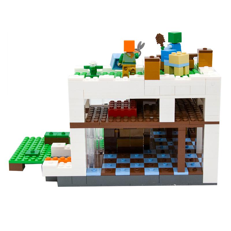 Model Klocki Zestawy Kompatybilne Z Lego 21134 Lepin 18028 Moje