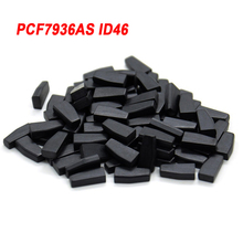 10 pçs/lote venda quente profissional pcf7936as id46 chip transponder pcf7936 desbloquear identificador chip id 46 pcf 7936 chips