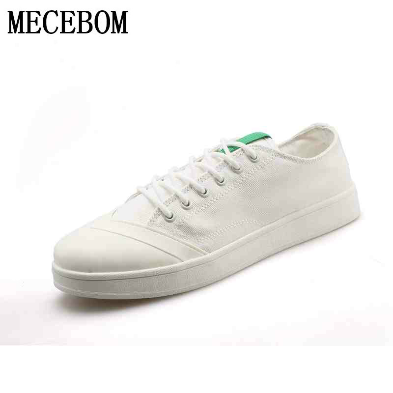 Mens Canvas Shoes Breathable Casual Lace-up Flats couplers New Alpargatas lovers size 36-44