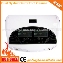Health care ion cleanse detox foot spa/ionic foot spa detox