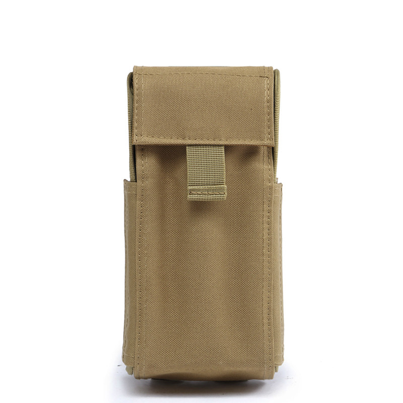 Image 3 - 2019 new Hunting Accessories Tactical Ammo Bags MOLLE 25 Rounds 12 Gauge Ammo Shells AIRSOFT Reload Magazine Pouches-in Hunting Gun Accessories from Sports & Entertainment