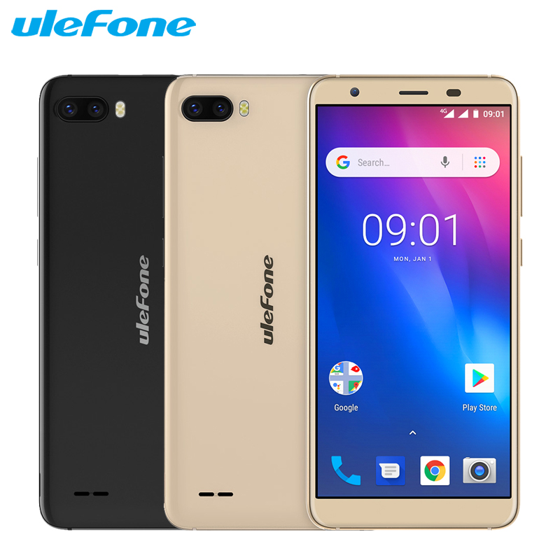 Ulefone S1 Pro 5.5 Mobile Phone 1GB RAM 16GB ROM MT6739 Quad Core Android 8.1 Dual Camera Face Unlocked 3000mAh 4G SmartphonesUlefone S1 Pro 5.5 Mobile Phone 1GB RAM 16GB ROM MT6739 Quad Core Android 8.1 Dual Camera Face Unlocked 3000mAh 4G Smartphones