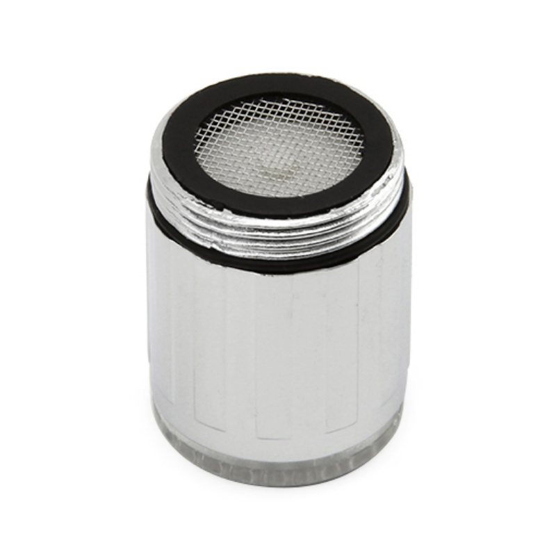 Colorful Light Mini Micro Color Led Faucet Light Light Shower Head Kitchen Faucet Adapter