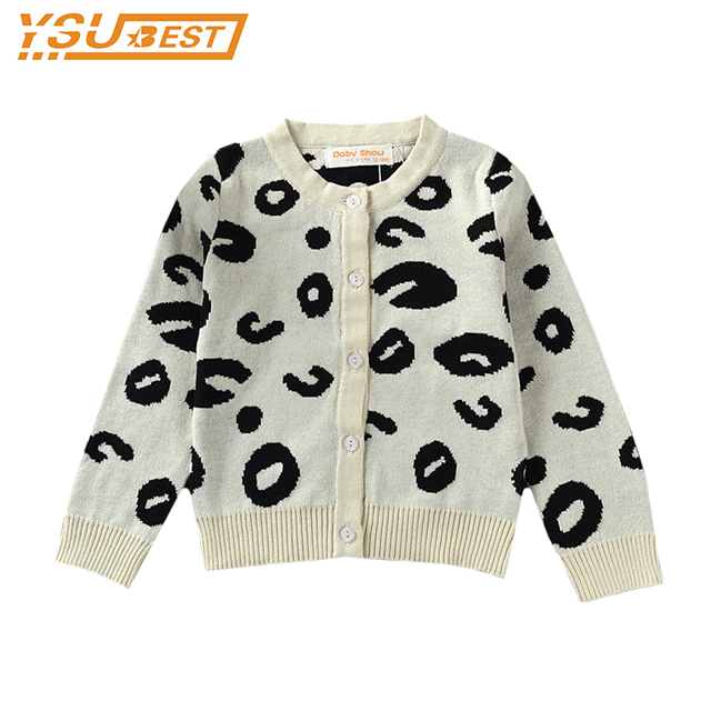 Aliexpress.com : Buy Boys Leopard Sweater Baby Sweaters In Girls ...