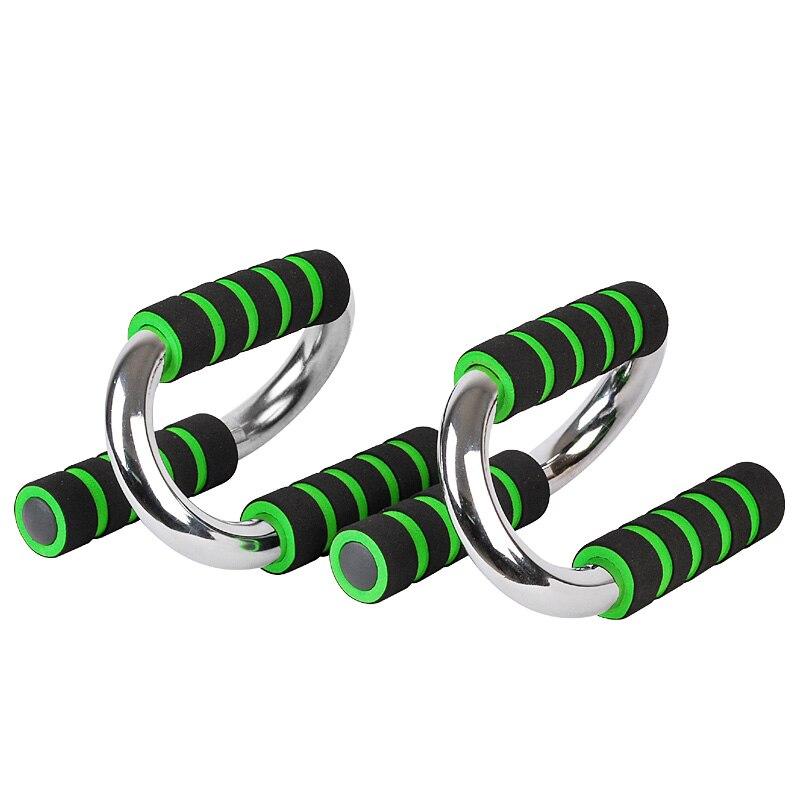 TANLU 2 Türleri Fitness Vücut Geliştirme Ekipmanları Mükemmel Göğüs Bar Push Up Barlar Yüksek Kalite FWCZJ-1 Standları El Standı