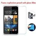 Нано взрывозащищенные (Мягкая Стекло) Ясный Протектор Экрана Передняя Защитная Пленка для HTC desire 210 D210