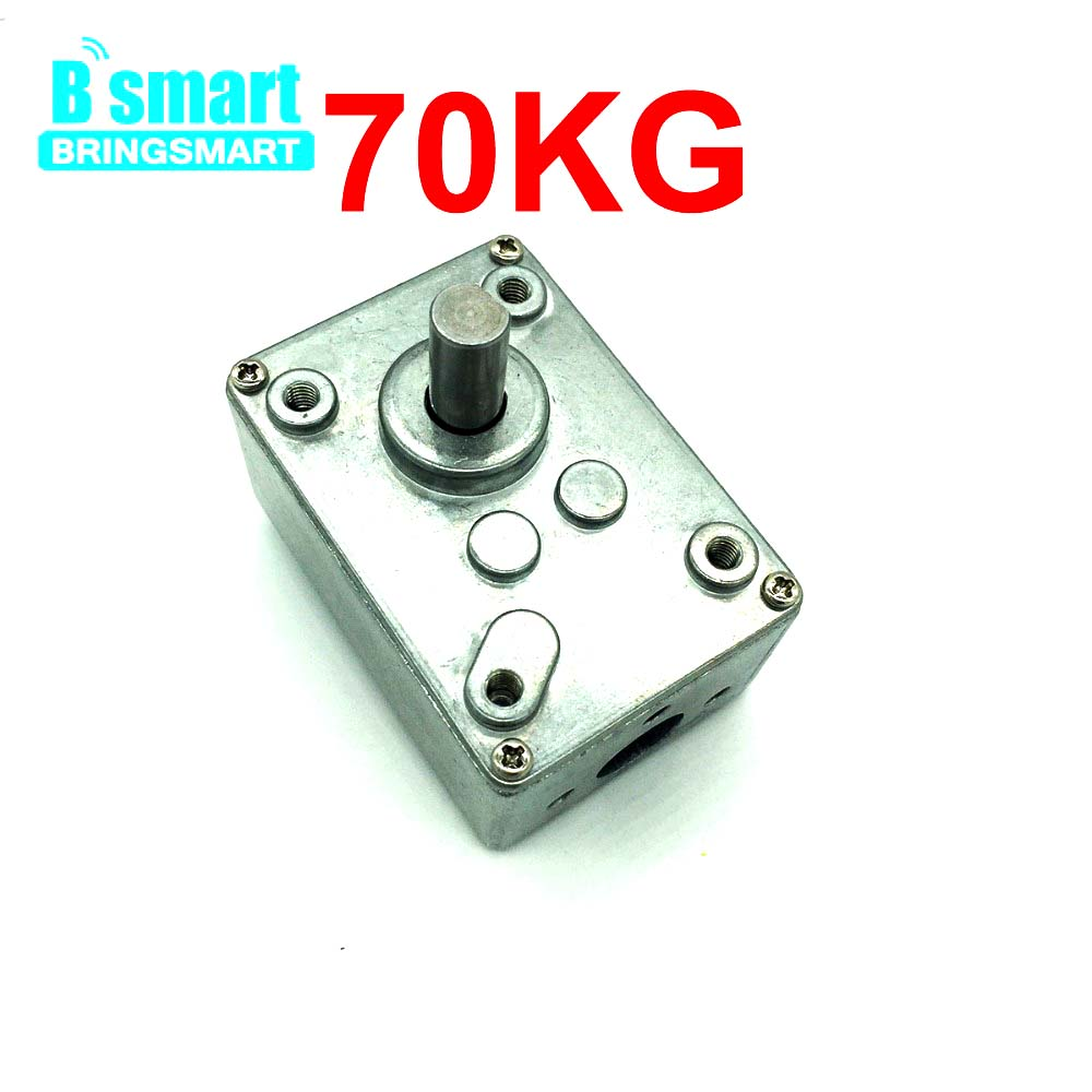 A5840 The Gearbox Of Worm Gear Motor,Worm Gearbox Reduction ratio: 17 /31/ 50/ 100/ 290/ 505 For A58SW31ZY Worm Motor etc.
