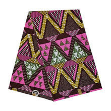 veritable dutch Printed in fabric African wax block wax 100% cotton 6yards ankara nice design for african woman V-L 546 цена