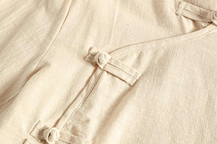 Nagodo китайский одежда топы Винтаж хлопок белье народная Стиль женские свободные футболки с коротким рукавом женские топы белого цвета зеленый