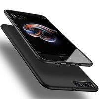 X Level TPU Soft Case For Xiaomi Mi Note 3 Luxury Back Case Cover For Xiaomi