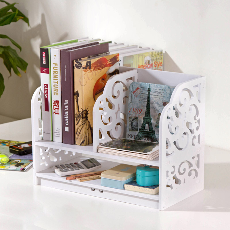 Multi-storey Desk Shelf Dormitory Arrangement Shelf University Dormitory Artifact Desktop Shelf