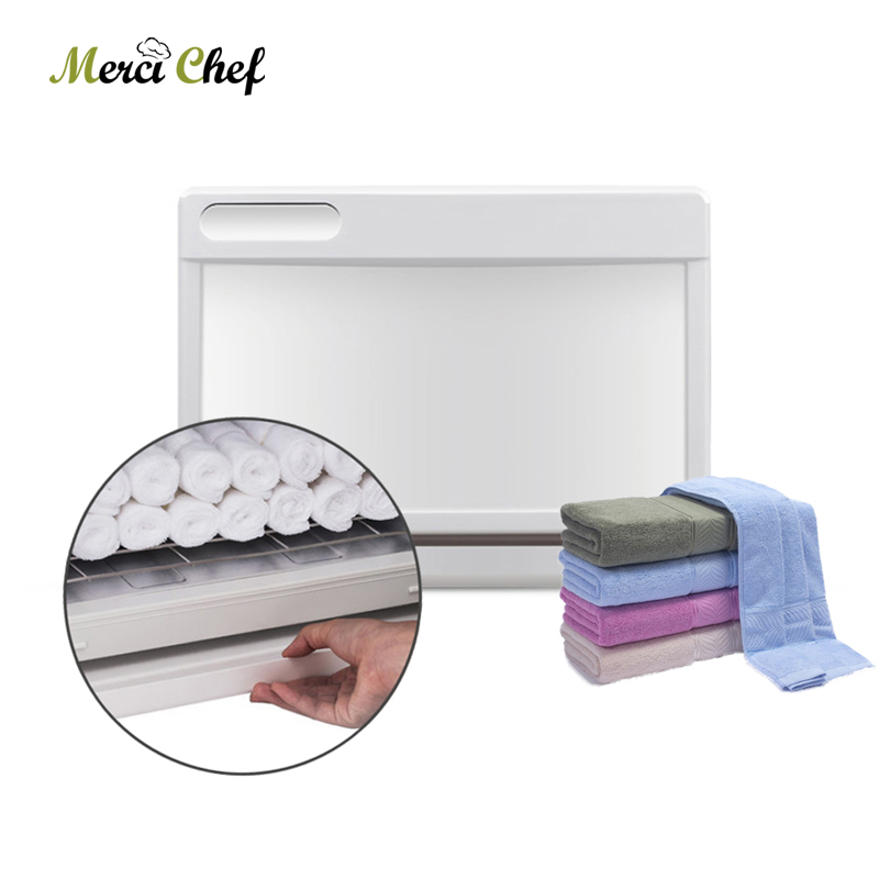 18L Towel Heated Machine UV light Sterilization Cabinet For Hotel Home Clothing Facial Salon Spa Towel Disinfecting Cabinets