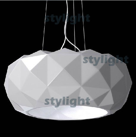 Dia 30cm  pendant lamp modern design lighting living room dinning room suspension light chandelier Murano due Muranodue deluxe