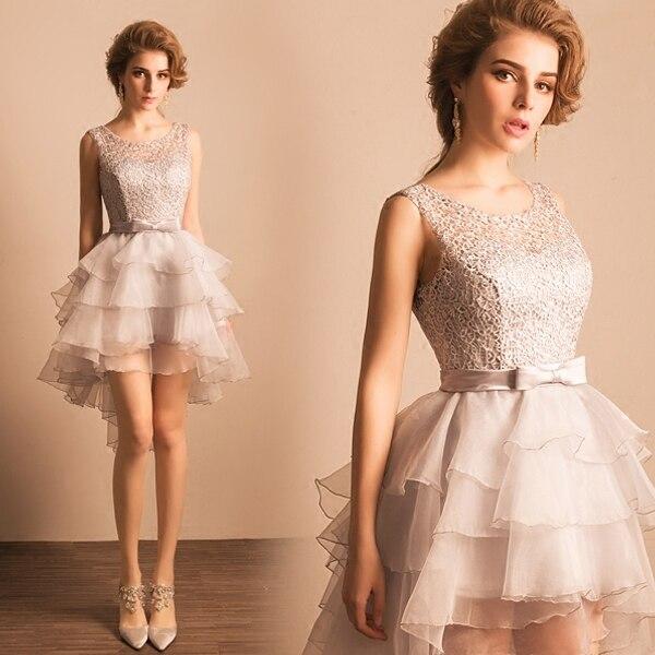 Vestidos de fiesta cortos Fashion personality avant garde trend ...
