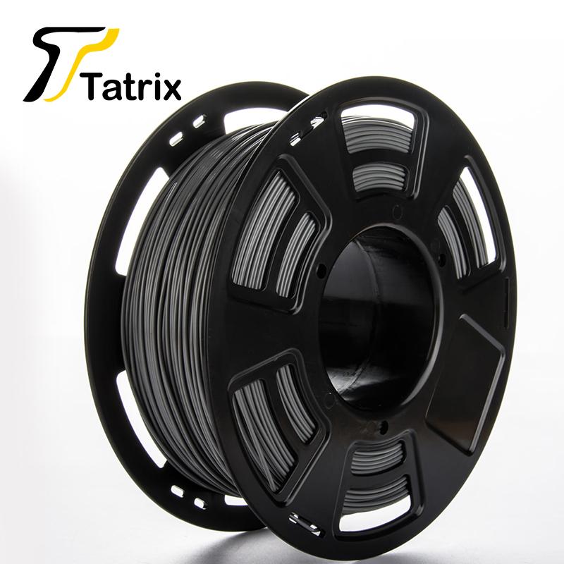 Prix pour Tatrix Haute Flexibilité Et La Résilience 3D En Plastique Filament ABS PLA 1.75 MM 1 KG Imprimante/Impression Stylo Matériel