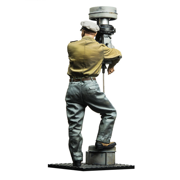 1 16 escala resina figura kit ww2 04