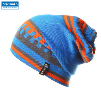 2018 New Brand snowboard Winter skating lot caps Ski hats skullies and beanies for men Women toucas de inverno