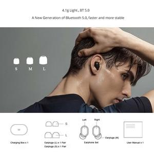 Image 5 - TWS стереонаушники Xiaomi Redmi Airdots 2 с поддержкой Bluetooth 5,0 и микрофоном