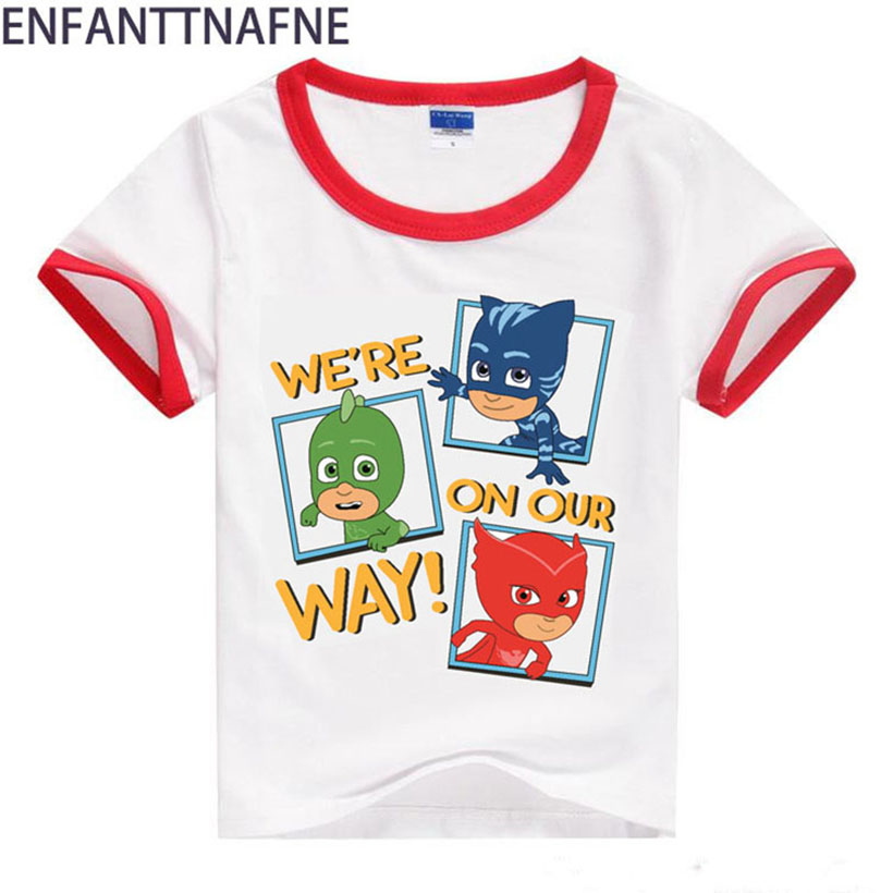Meisjes top tees 12M-8T jongens t-shirt korte mouw t-shirt zomer - Kinderkleding - Foto 2