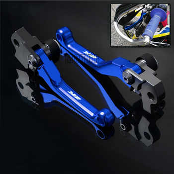 Motorcycle Dirt Bike Brake Clutch Levers For YAMAHA WR250 WR450 WR250F WR450F WR250R WR250X WR 250 450 250F 450F 250R 250X F R X - DISCOUNT ITEM  33% OFF All Category