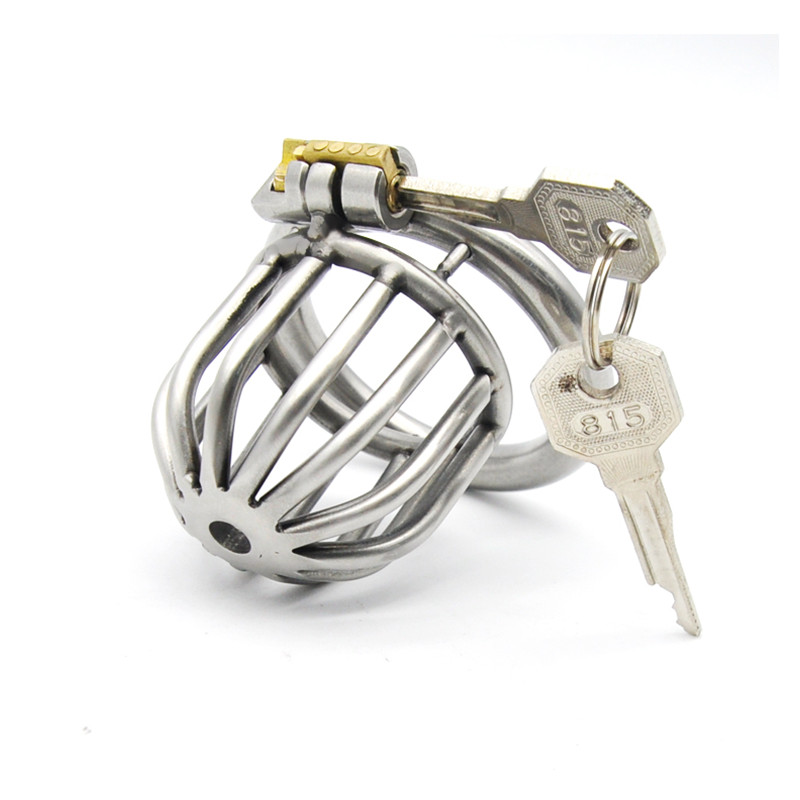 Sex Shop Small Male Penis Confinement Chastity Cage Metal Cock Ring,Cockring,Chastity Belt,Toy Sex Toys For Men Free Shipping
