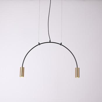 Nordic Modern Pendant Lights Designer Glass Pedant Lamps Art Decoration Light Fixtures for Bar Dining Room Kitchen Living Room