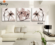 3 Panels Modern Wall Painting black Home Decorative Art Picture Paint on Canvas Prints
