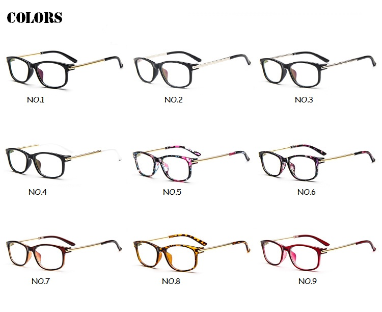 Senhoras do vintage Óculos de Olho de Gato Claro Óculos de Armação de Óculos  de Marca de Design de Luxo Mulheres Armações de Óculos Moldura de Óculos  Óptica 4e081cc87e