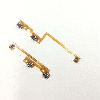 10sets izquierda ZL y ZR Cable Flex con botones para Nintendo nuevo 3DS XL y 3DS cinta de conmutación Cable