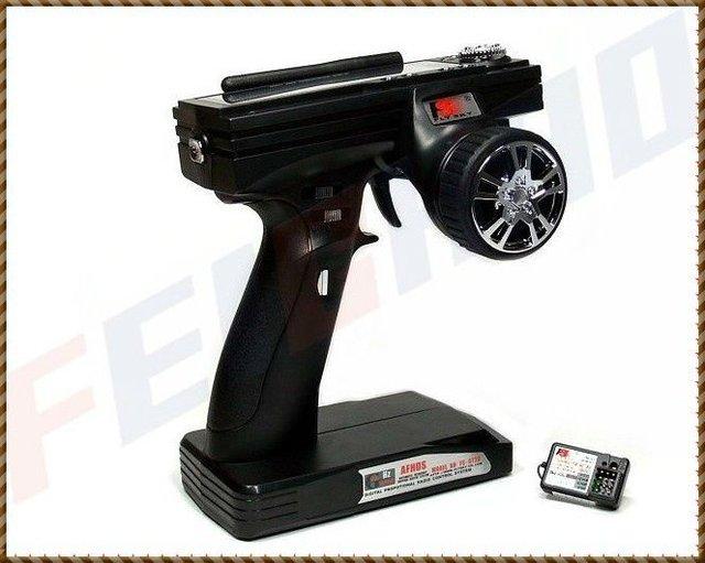 Flysky FS GT3B FS-GT3B 2.4G 3CH Gun Controller Transmitter No receiver / with receiver For RC Car Boat F01815/F01719