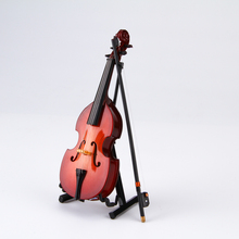 Mini Musical Instrument big bass Toy Shaped Stylish big bass Musical Instrument decoration holiday gift collection