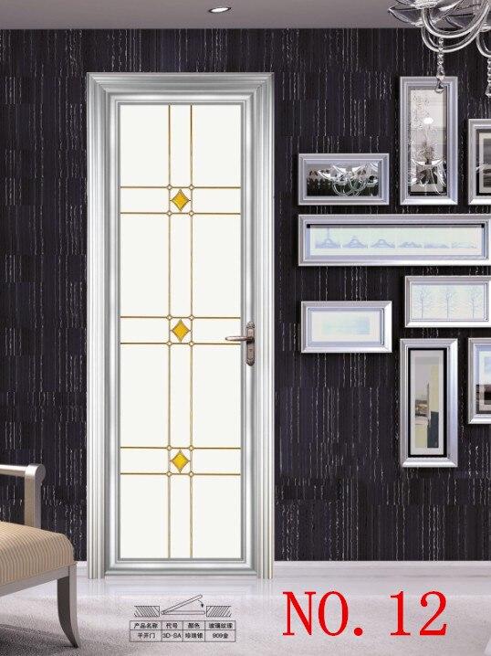 Aluminum Sliding Door Luxury Folding Doors Bathroom Door Waterproof  European Style Door In Doors From Home Improvement On Aliexpress.com |  Alibaba Group