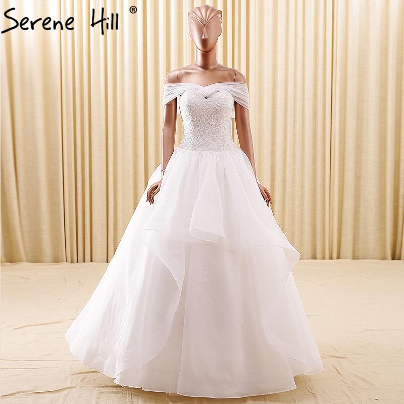 White Princess Ball font b Gown b font Sexy font b Wedding b font Dresses 2017