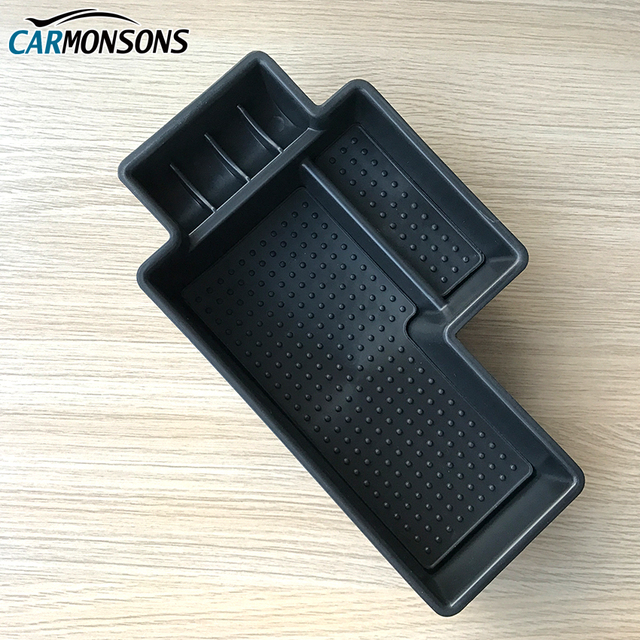 For Skoda Superb 2009-2017 Central Armrest Storage Box Container Holder Tray Car Organizer Accessories Car Styling