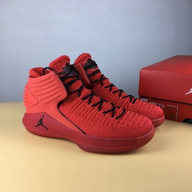 31dcd2bd3b8 Original New Arrival Authentic JORDAN XXXII PF CNY AJ32 Mens Basketball  Shoes Sneakers Sport Outdoor Good Quality size 40-47